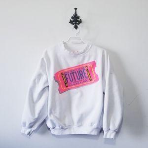 Vintage 90's Levis Cornwall Sweatshirt Size L